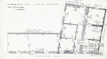 Widcombe Hill, Bath 16 April 1968
