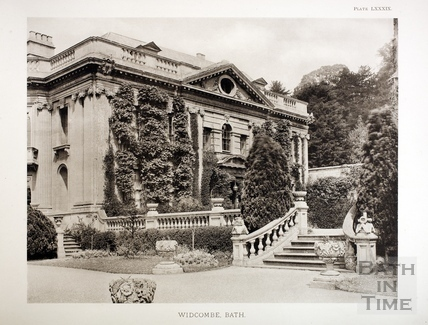Widcombe Manor 1898