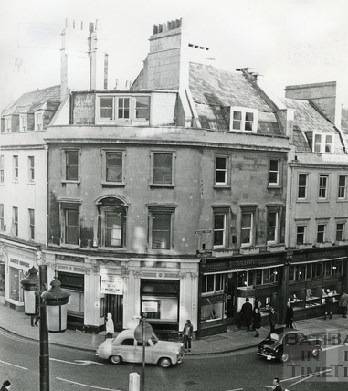 Mallory's, Bridge Street 1969
