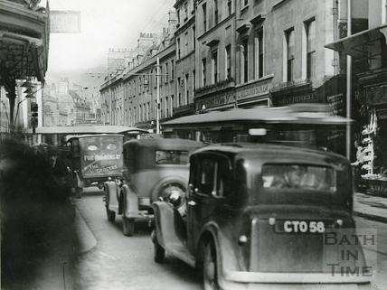 Northgate Street c.1930