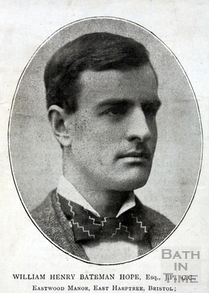 William Henry Bateman Hope Esq. J.P.