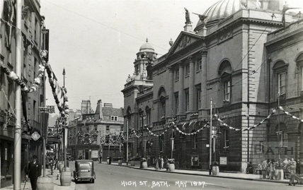 High Street view, May 1937
