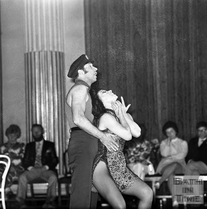 The Roman Rendezvous Cabaret 1 June 1972