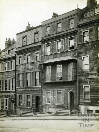 Marlborough Buildings c.1920s