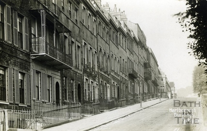 Marlborough Buildings c.1916