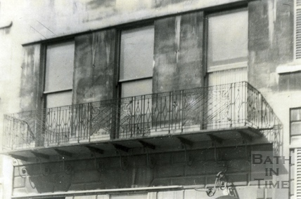 Balcony, 8, Marlborough Buildings