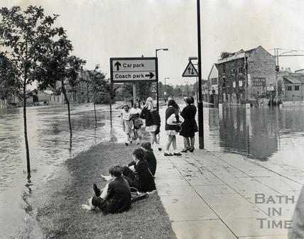 Broad Quay, June 1968