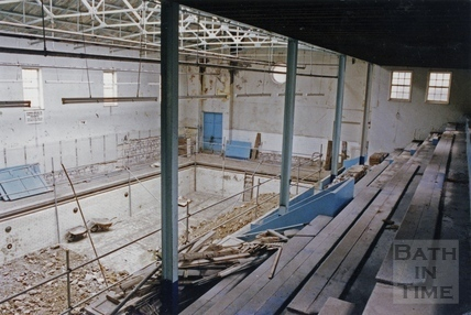 Beau Street Swimming Baths 12 Oct 1993