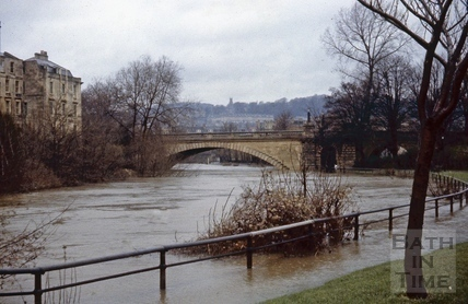 The river Avon, July 1968?