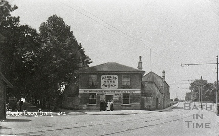 The Hadley Arms, Combe Down c.1920s