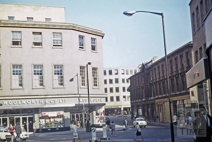 Stall Street & New Orchard Street, Woolworth & Co. Ltd.