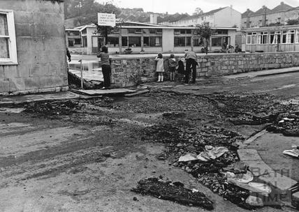 St Saviours School, Larkhall 11 July 1968