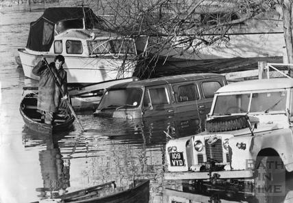 Floods, December 1979
