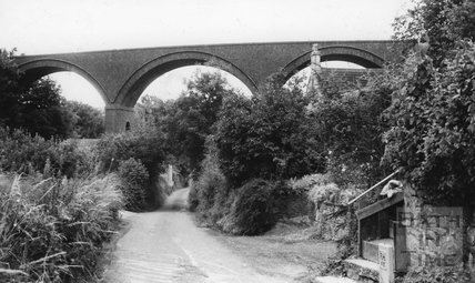 Dunkerton Viaduct 20th July 1981