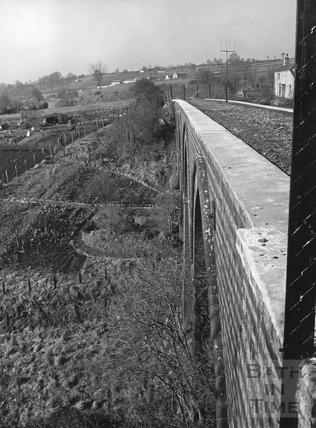 Dunkerton Viaduct c1968