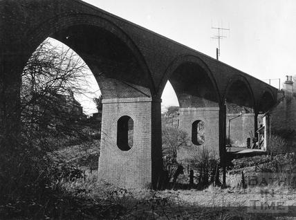 Dunkerton Viaduct 1968