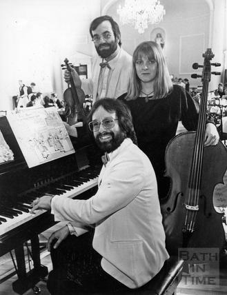 The Pump Room Trio, 1986