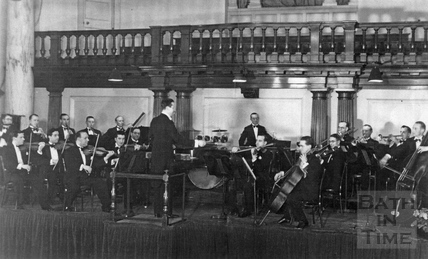 The Pump Room Orchestra c.1935