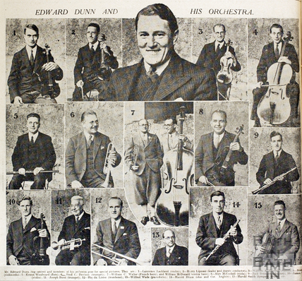 Edward Dunn and his Orchestra 1932