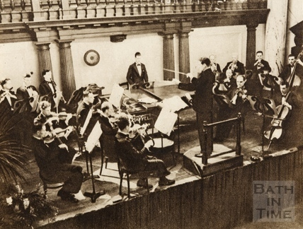 Festival Week of the Pump Room Orchestra, Tuesday March 24th - 28th, 1931