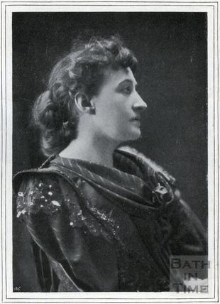 Sarah Grand c.1896