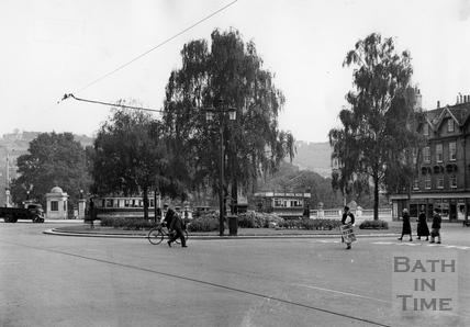 Orange Grove 1935