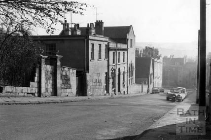 The Harley Street School, Harley Street 1966