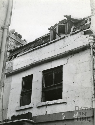 9 Cross Lane (top half) April 1942