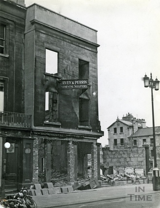 17 & 18 Manvers Street, Turvey and Perrin April 1942