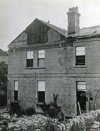 Bryn Nyfryd, 61 Upper Oldfield Park April 1942