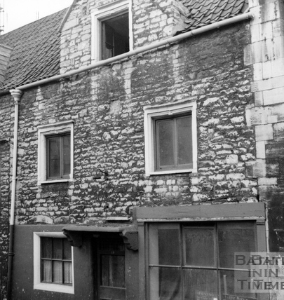 19 Holloway, Bath about June 1964