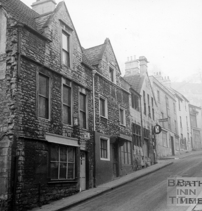 17 19 Holloway, Bath about June 1964