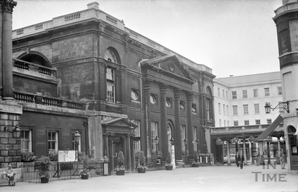 The Pump Room c.1960s