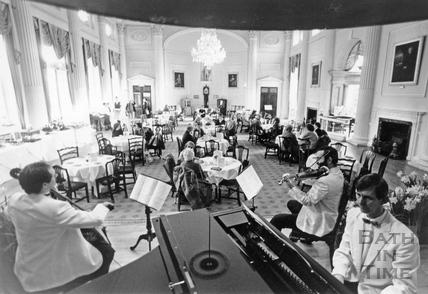 The Pump Room Orchestra Feb 1988