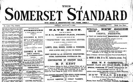 The Somerset Standard, Friday Jan 3 1908