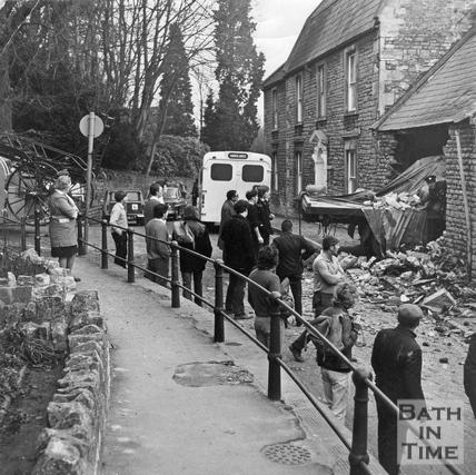 Tragedy at Batheaston 14 April 1972