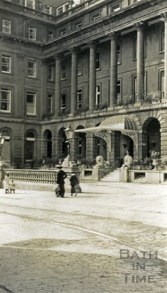 Grand Pump Room Hotel c.1910