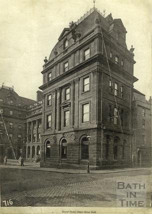 Grand Pump Room Hotel c.1880