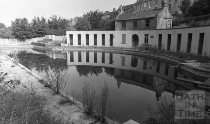 Cleveland Baths, 4 August 1981
