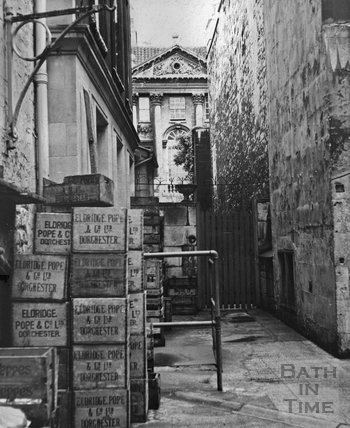 Ralph Allen's Townhouse c.1950s