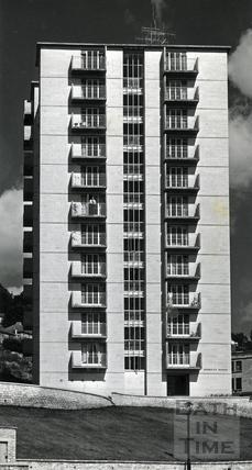 Berkley House, Snow Hill c.1960s