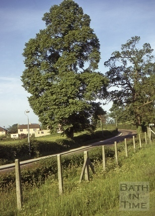 Penn Lea, Weston, 4 June 1974