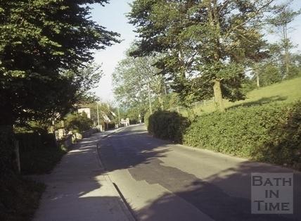 Penn Hill Road West, Weston 4 June 1974