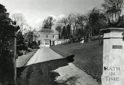 Eden Park, Batheaston, home of Ted Leather MP c.1980s