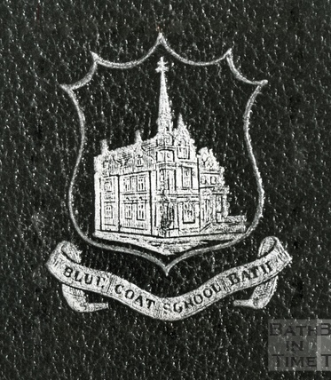 The Bluecoat School crest
