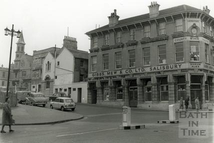 Sawclose, c.1960s