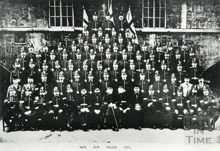 Bath City Police 1897