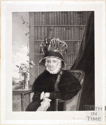 Mrs Whalley c.1820s