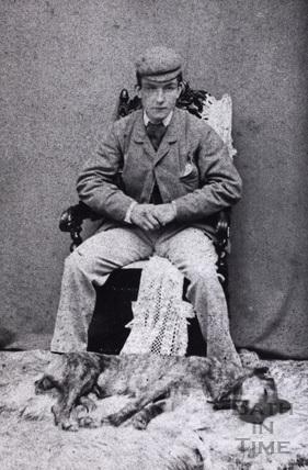Percy Gye 1845-1916