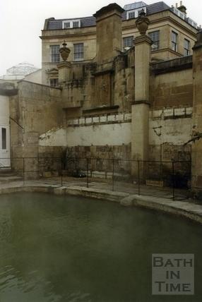 Inside the Cross Baths, 17 March 1986